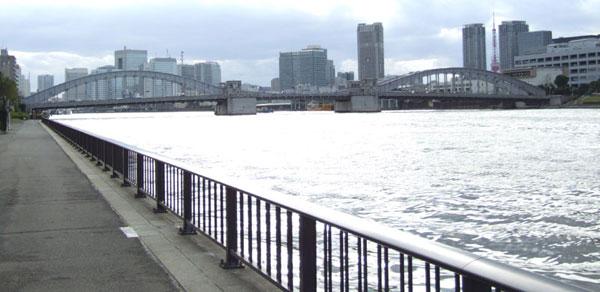 3月のライオンかちどき橋
