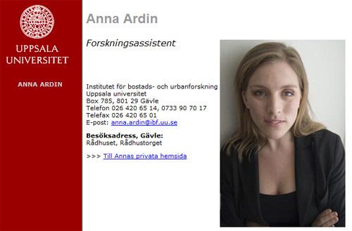 Anna Ardin