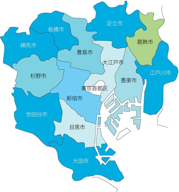 東京府案1