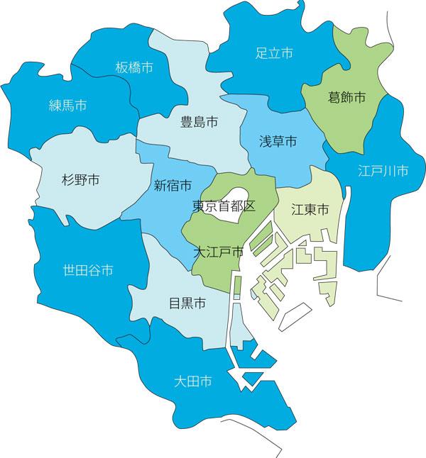 東京府案2