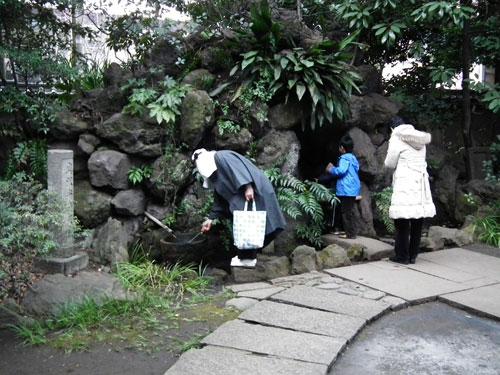 奥沢神社弁天