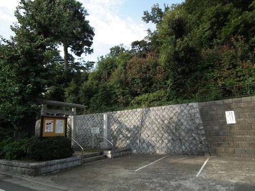 世田谷区尾山台 宇佐神社