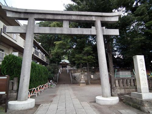 北沢八幡神社