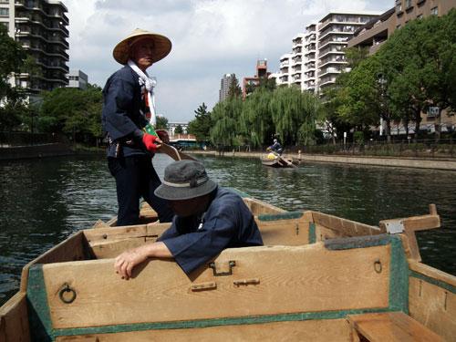 江東区和船